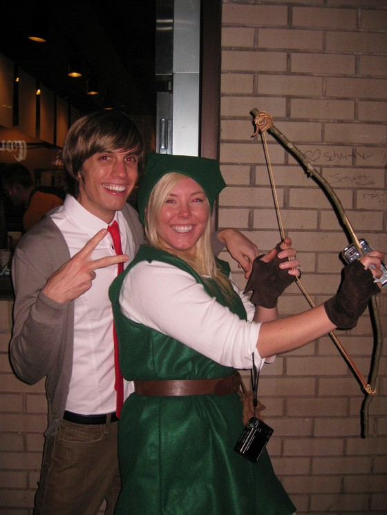 Link from Zelda in Athens Ohio