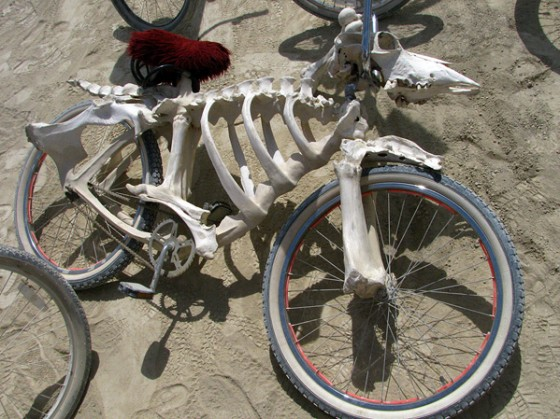 Bone Bicycle