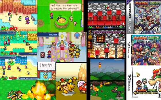 If you like Mario RPG, please try these games
