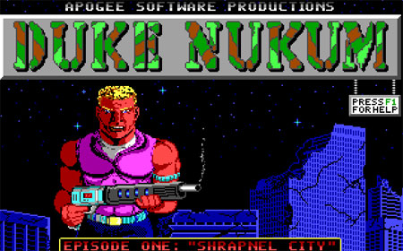 The first Duke Nukem game was released 20 years ago today. Hail to the king baby.
