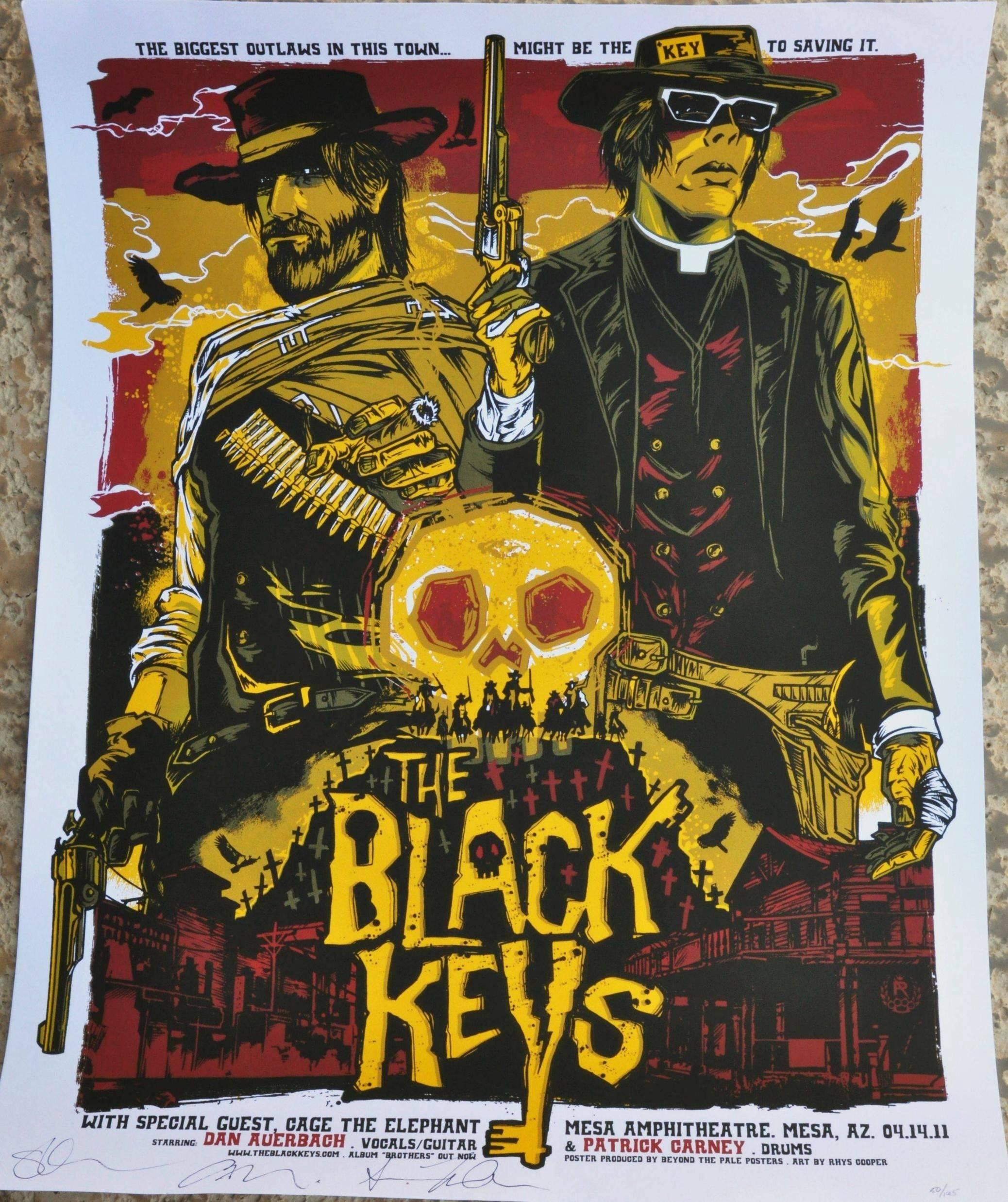 Best concert poster
