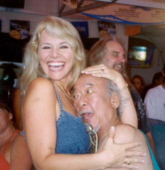 Googled Mr. Miyagi, this was the second image result.