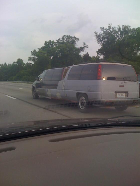 Megavan - Got to love the South