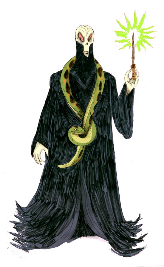 Voldemort ZAC GORMAN