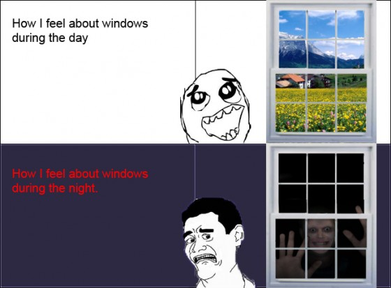 Windows, a love-hate relationship
