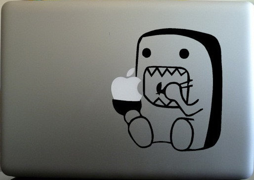 Domo - Macbook Decal Macbook Decal