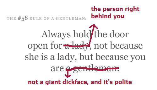 Don't be a dickface