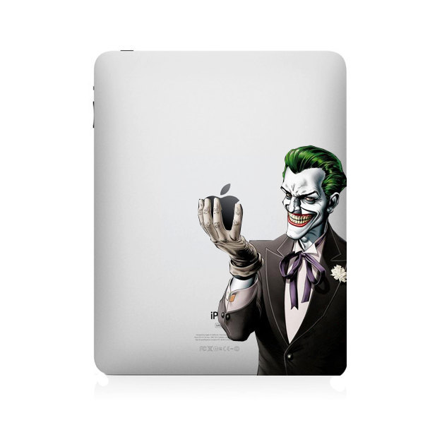 Joker - iPad Decal iPad Decals