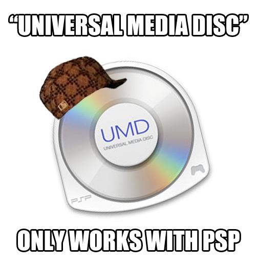 Scumbag UMD