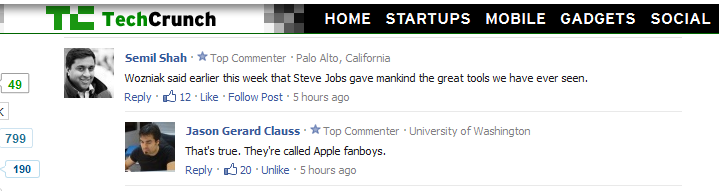 """Steve Jobs gave mankind the greatest tools we have ever seen"""