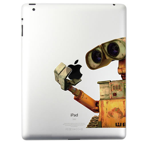Wall E - iPad Decal iPad Decal