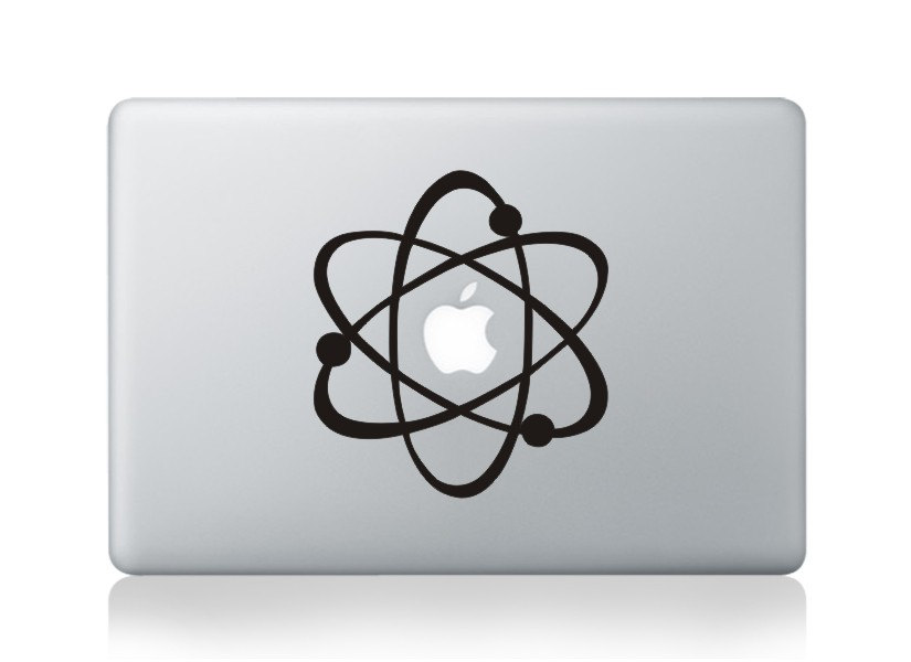 satellite----Macbook Decal