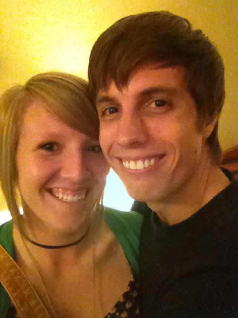 Cody Rapol and Keeshia McDonald in Vegas or somewhere close13