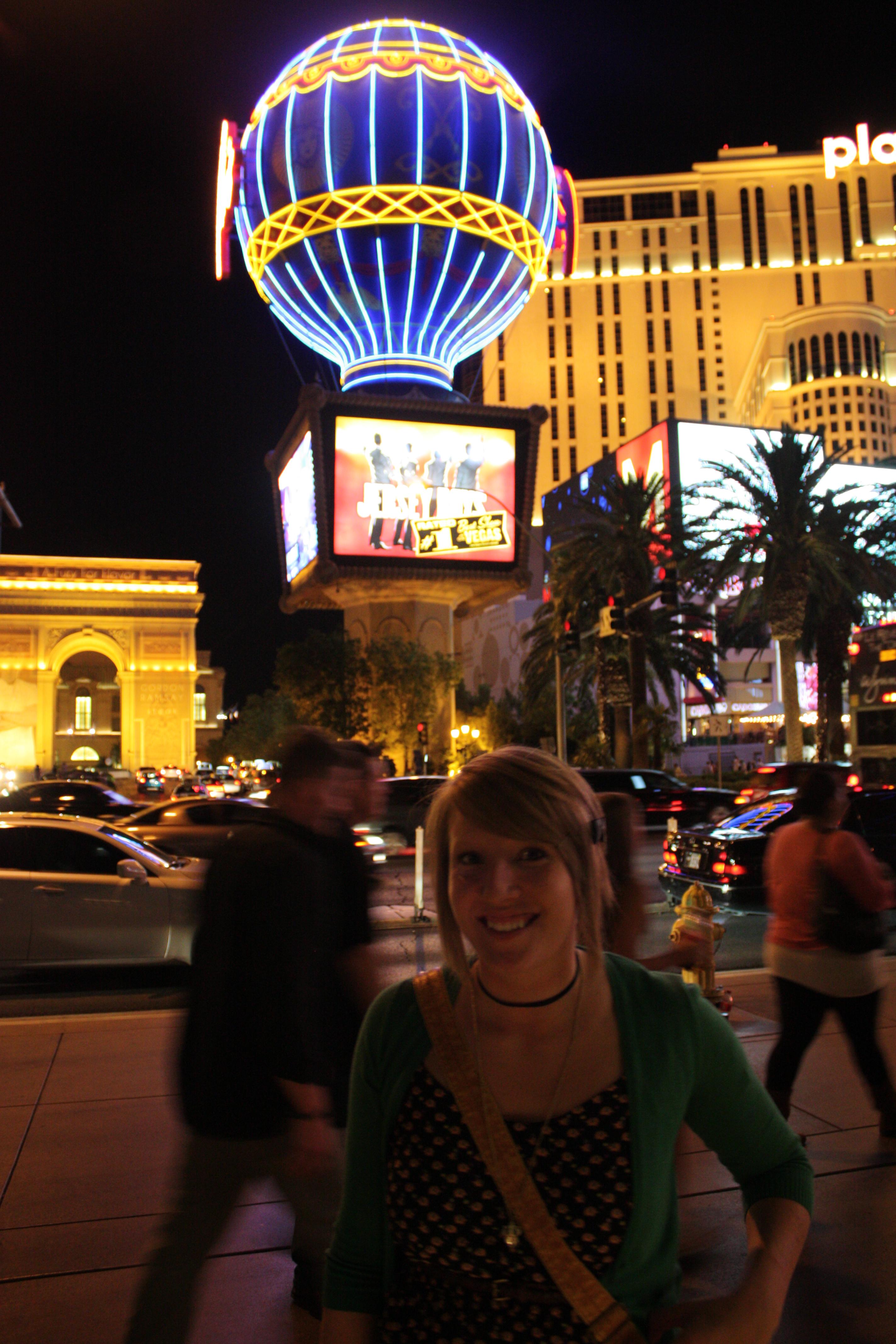 Cody Rapol and Keeshia McDonald in Vegas or somewhere close21