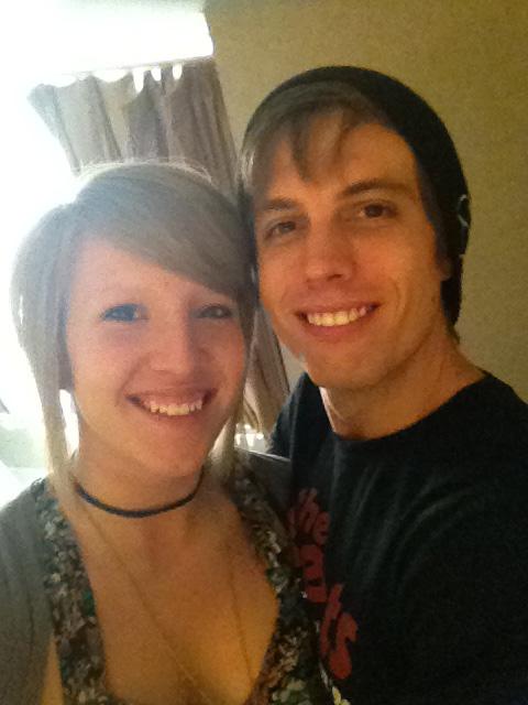 Cody Rapol and Keeshia McDonald in Vegas or somewhere close57