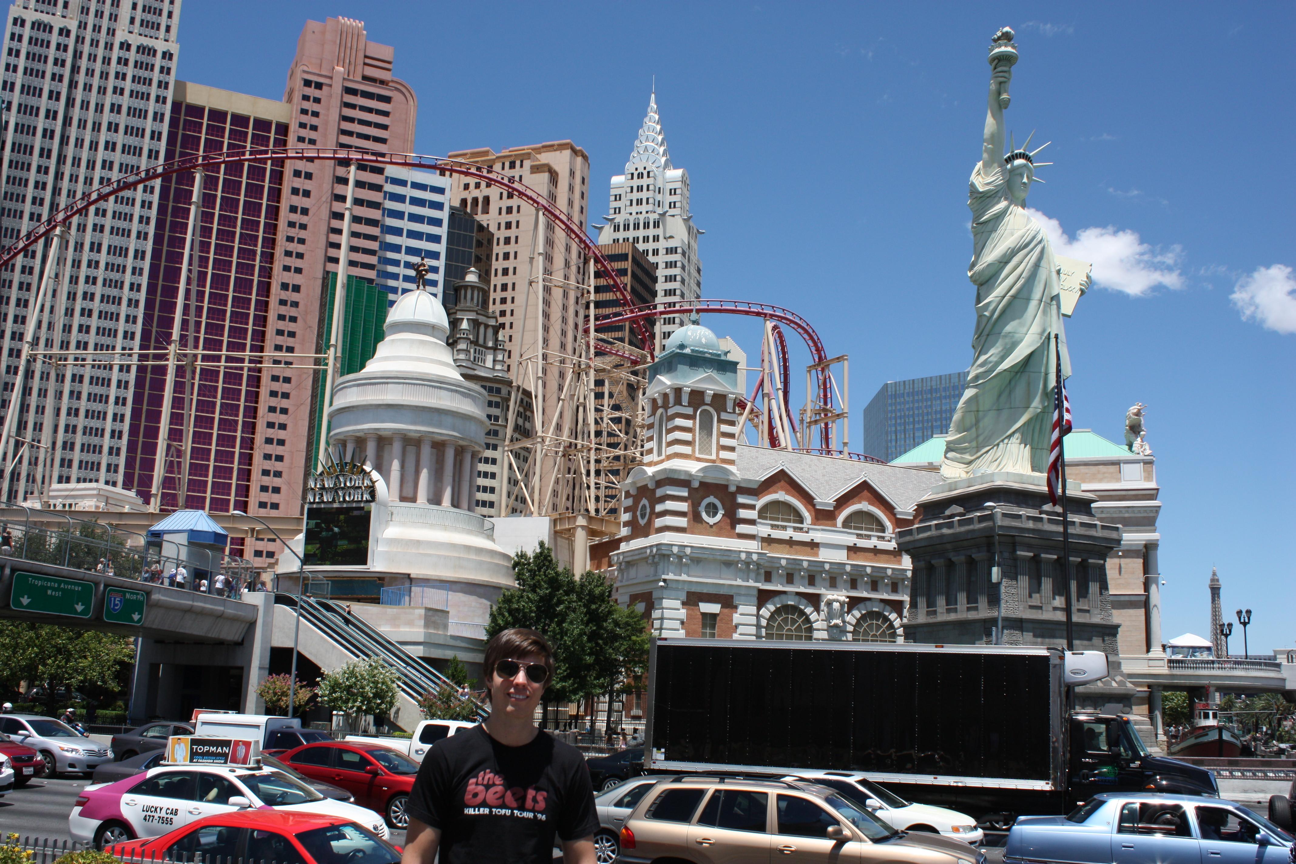 Cody Rapol and Keeshia McDonald in Vegas or somewhere close72
