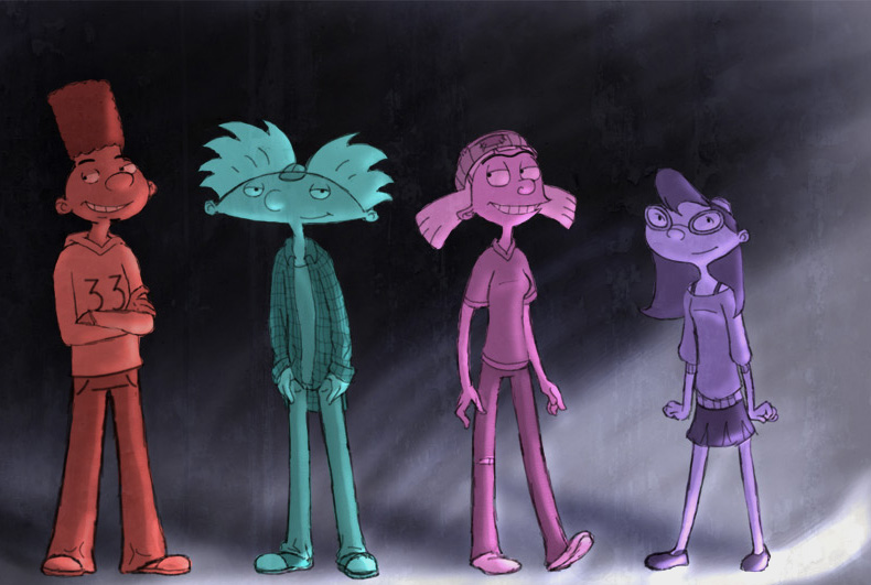 Hey Arnold grown up by limey404 | Cody RapolHey Arnold ...