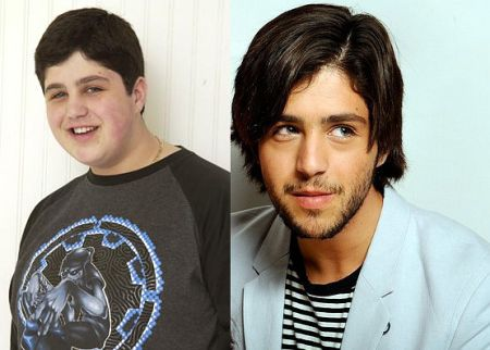 Josh Peck then and now - WHAT