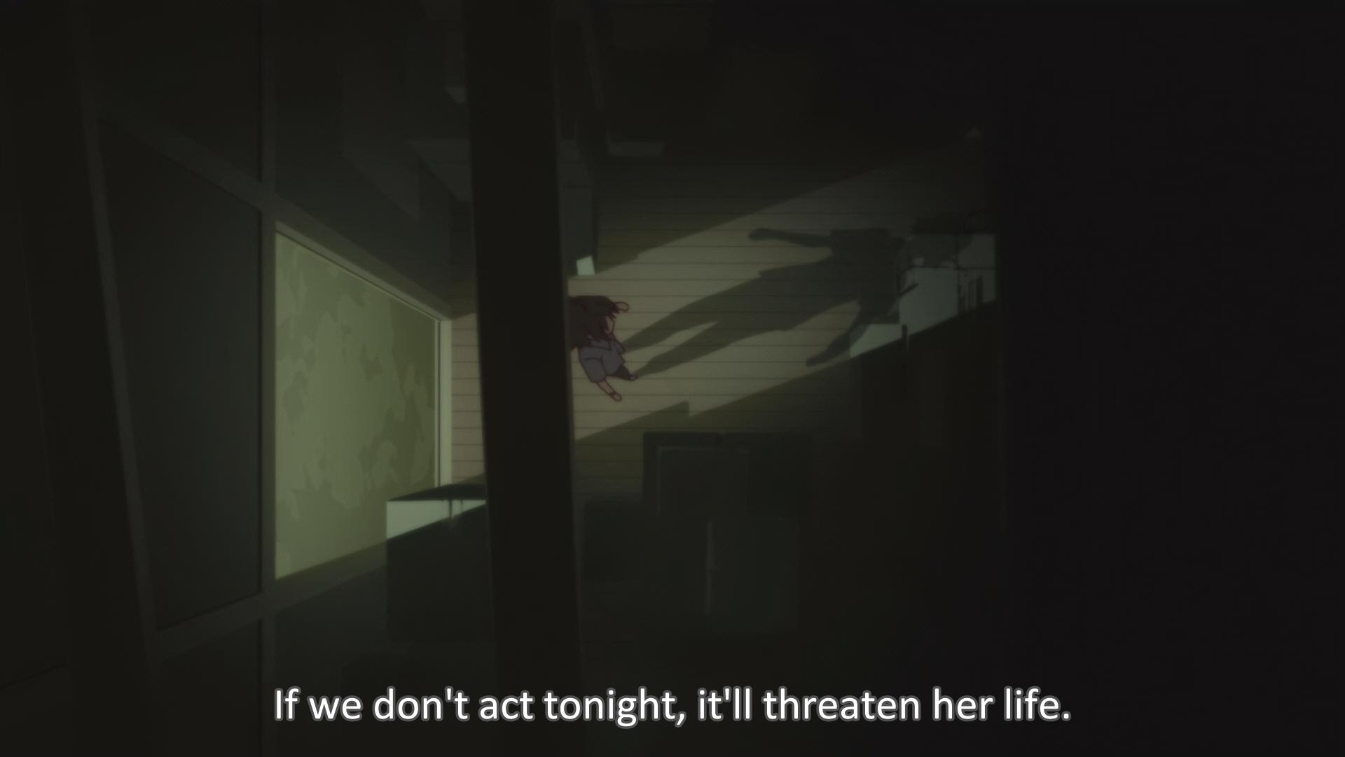 Bakemonogatari Episode 10 001
