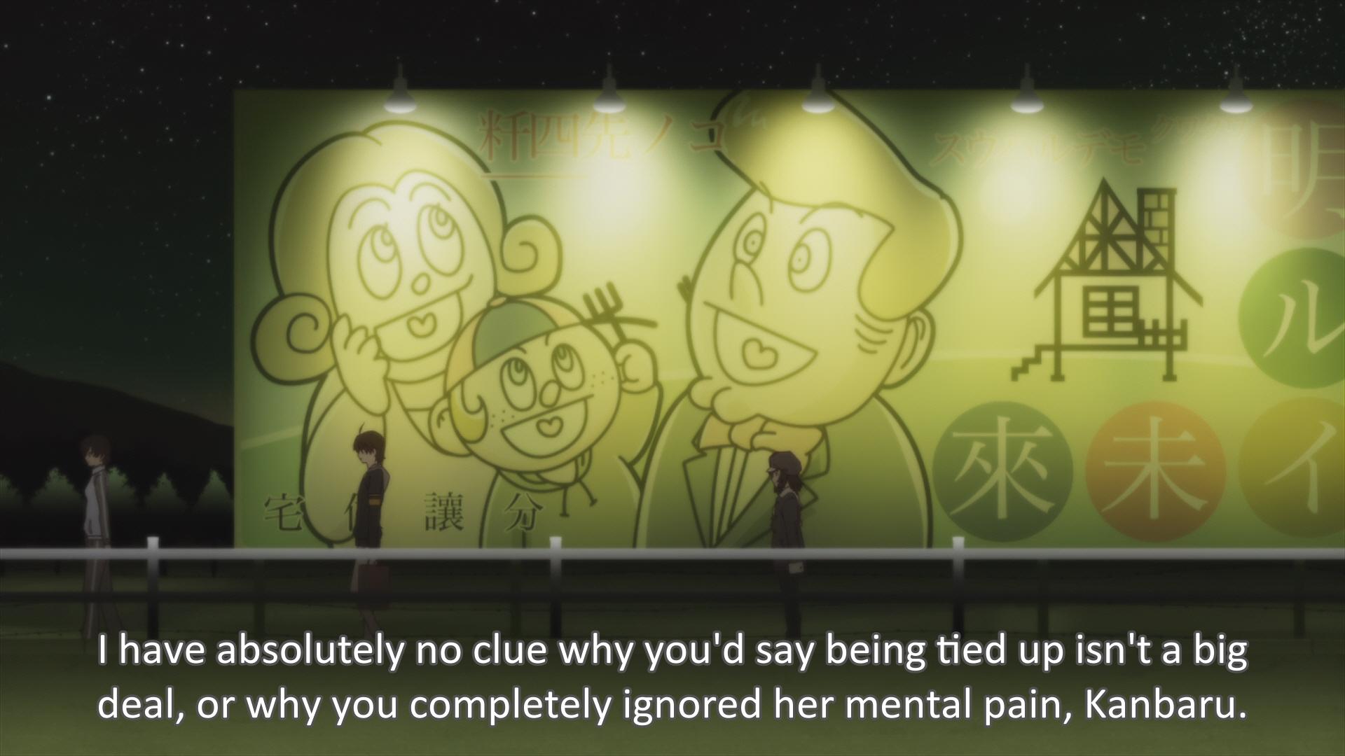Bakemonogatari Episode 10 006