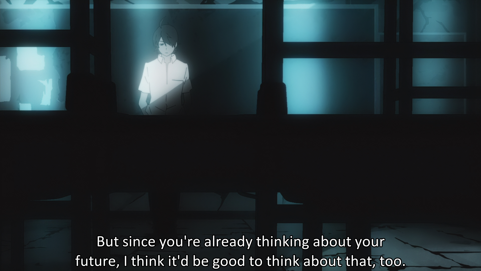 Bakemonogatari Episode 10 015