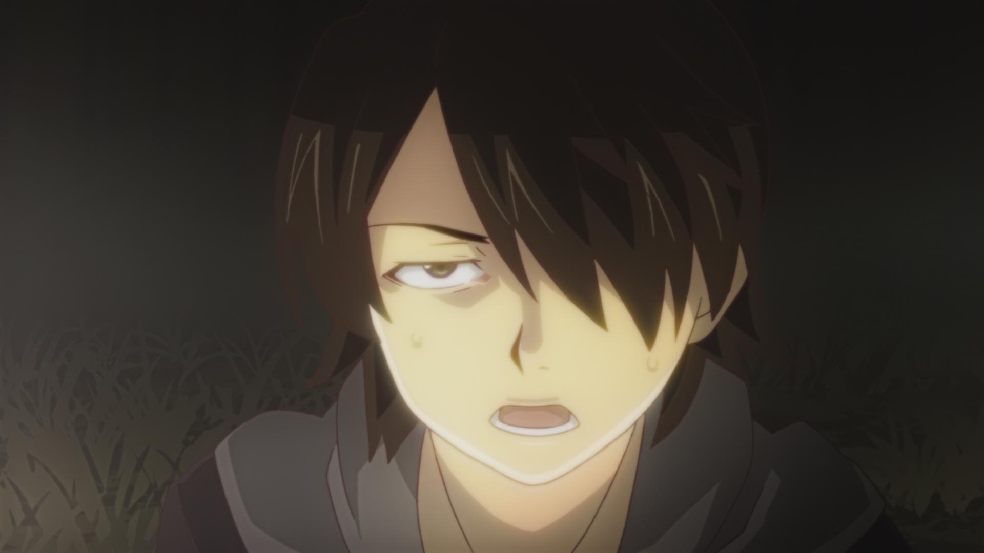 Bakemonogatari Episode 10 019