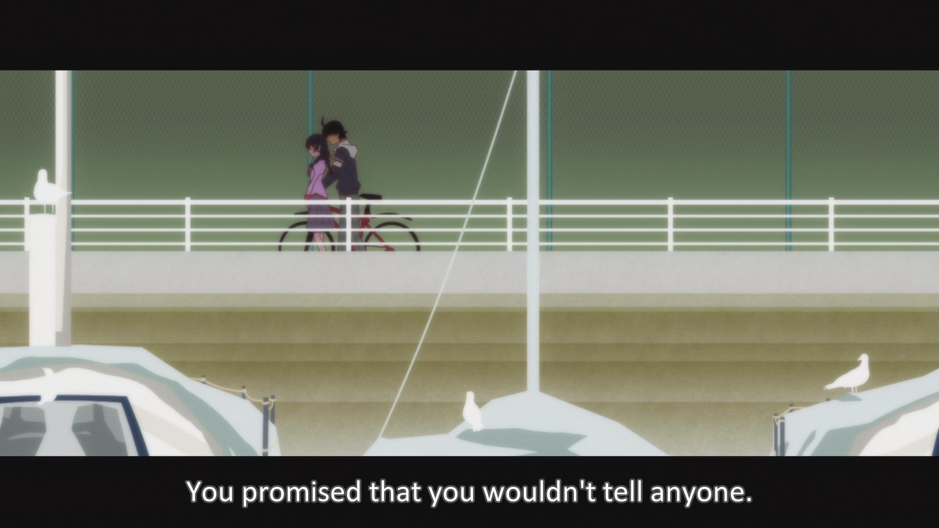 Bakemonogatari Episode 11 010