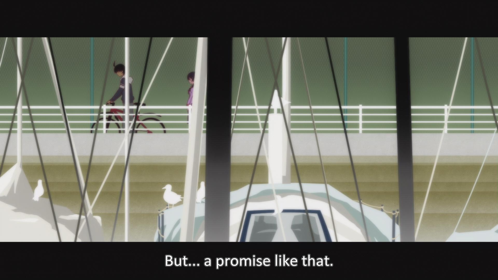 Bakemonogatari Episode 11 011