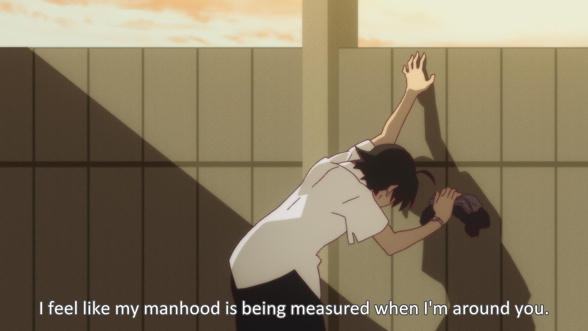 Bakemonogatari Episode 11 016