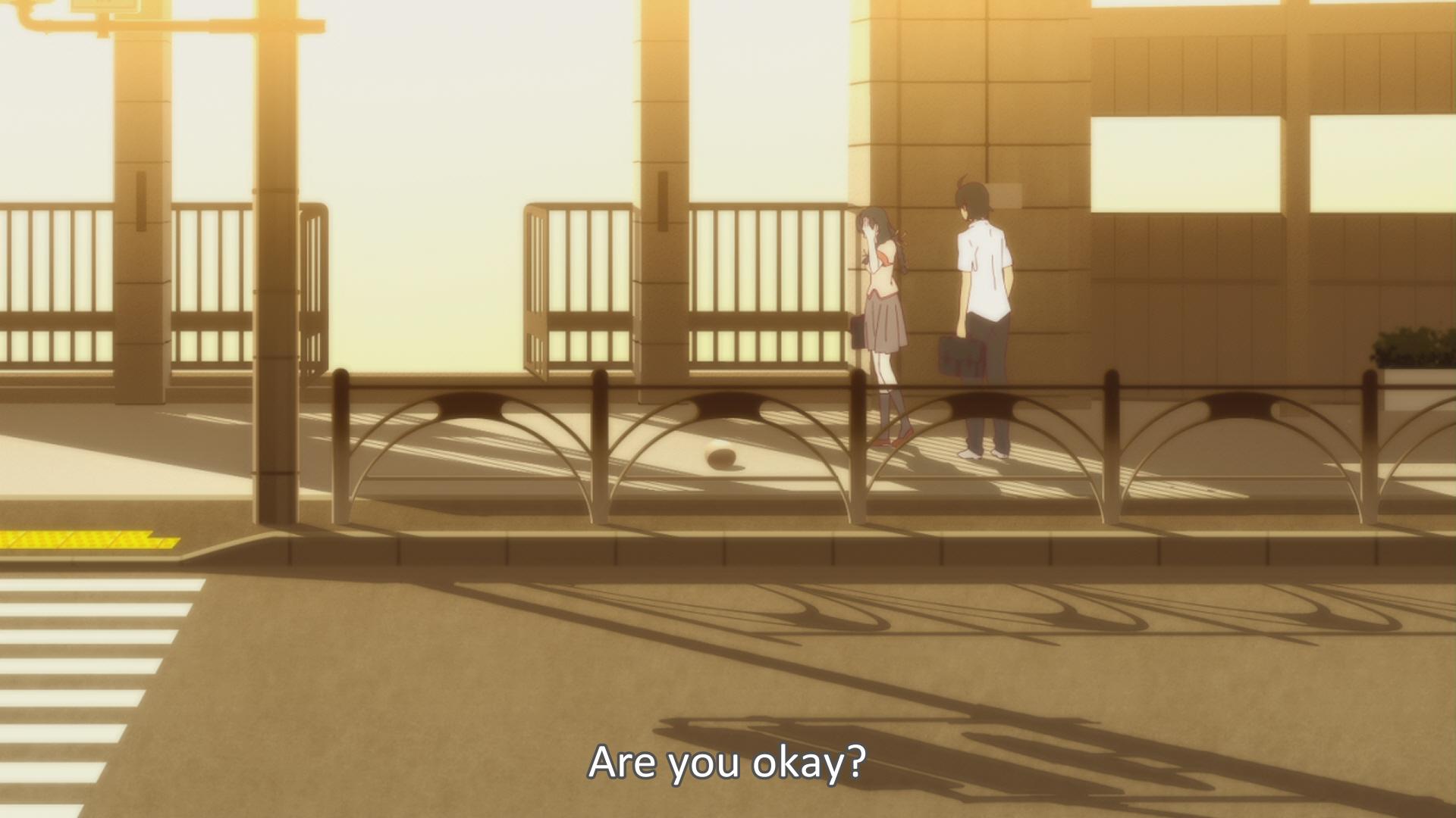 Bakemonogatari Episode 11 020