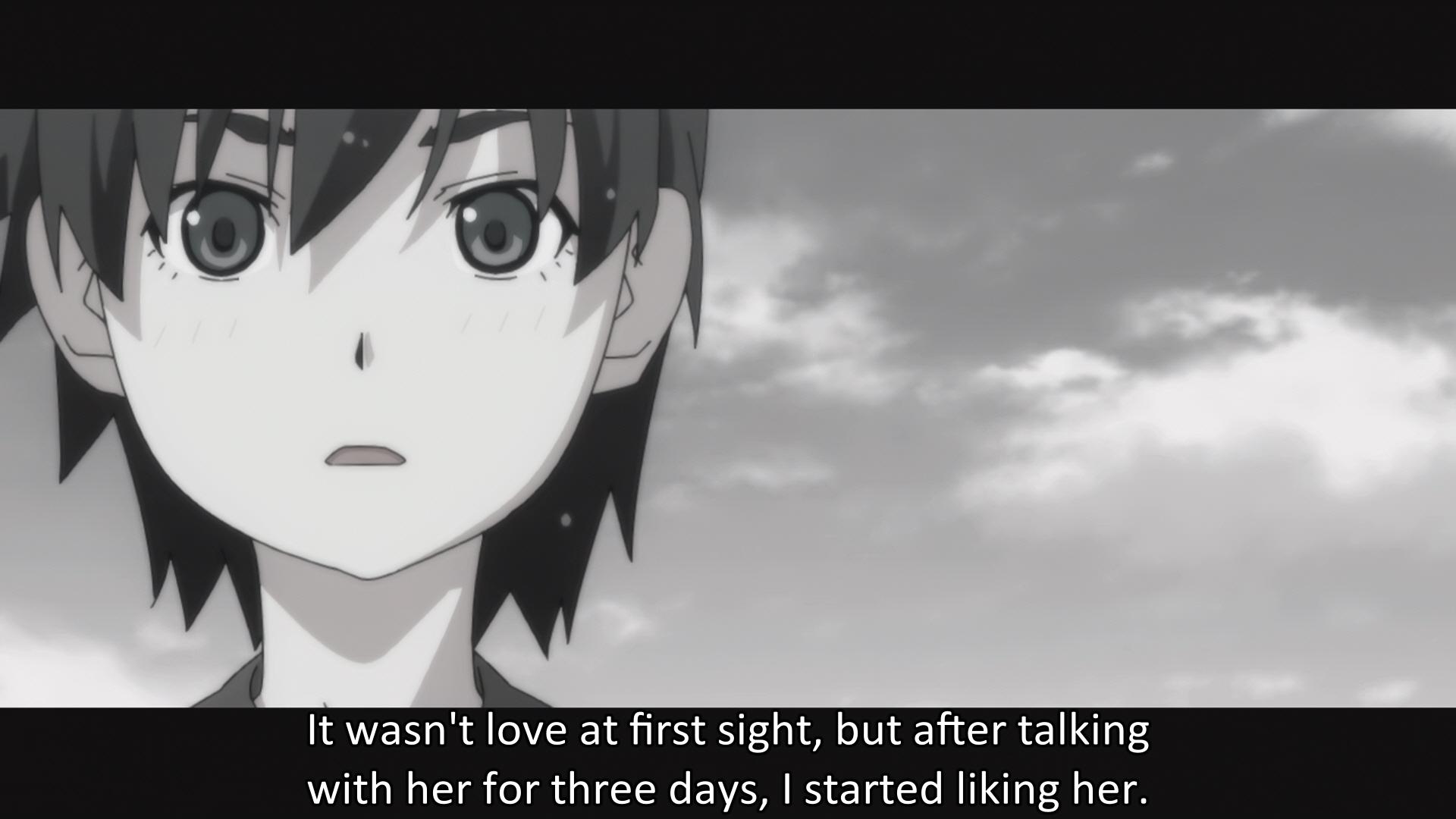 Bakemonogatari Episode 8 001