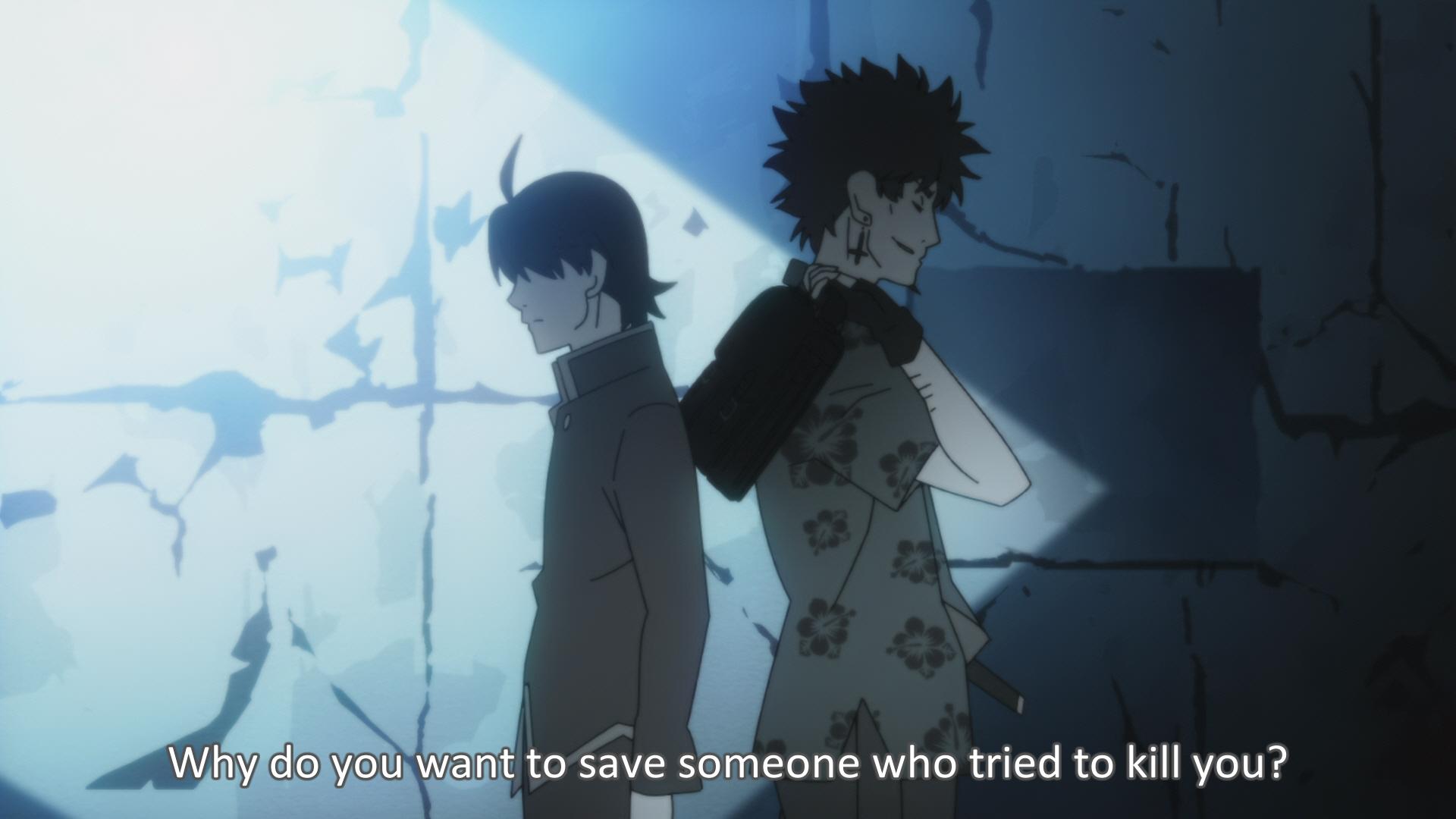Bakemonogatari Episode 8 006