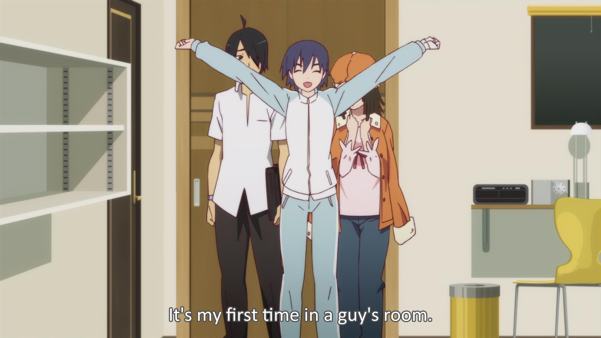Bakemonogatari Episode 9 015