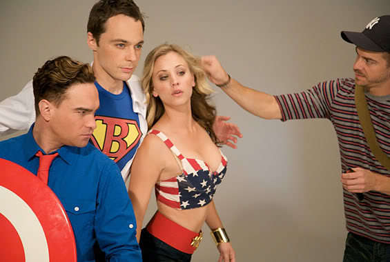 Big Bang Theory Halloween