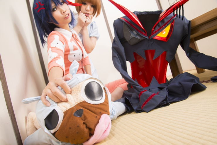 Kill La Kill Sleep Over 1