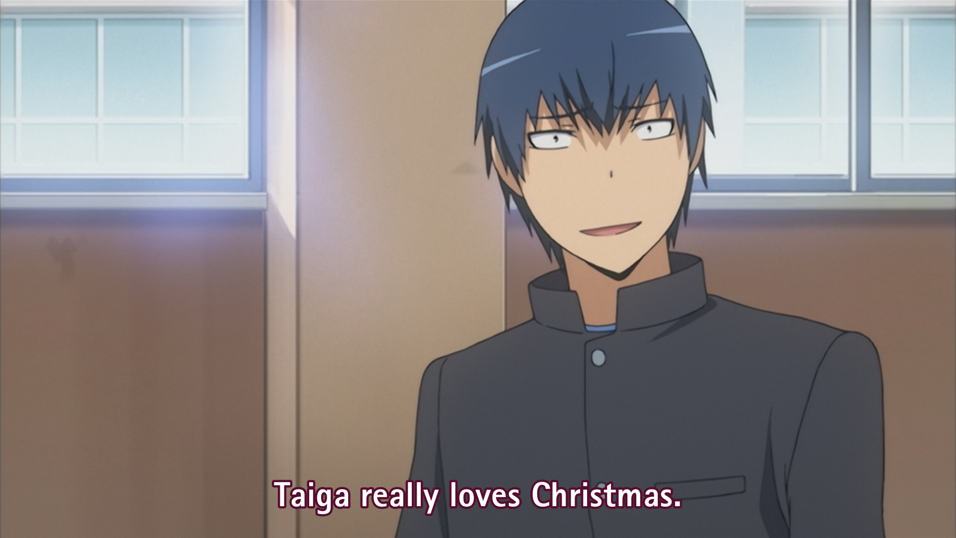 Toradora Episode 18 002
