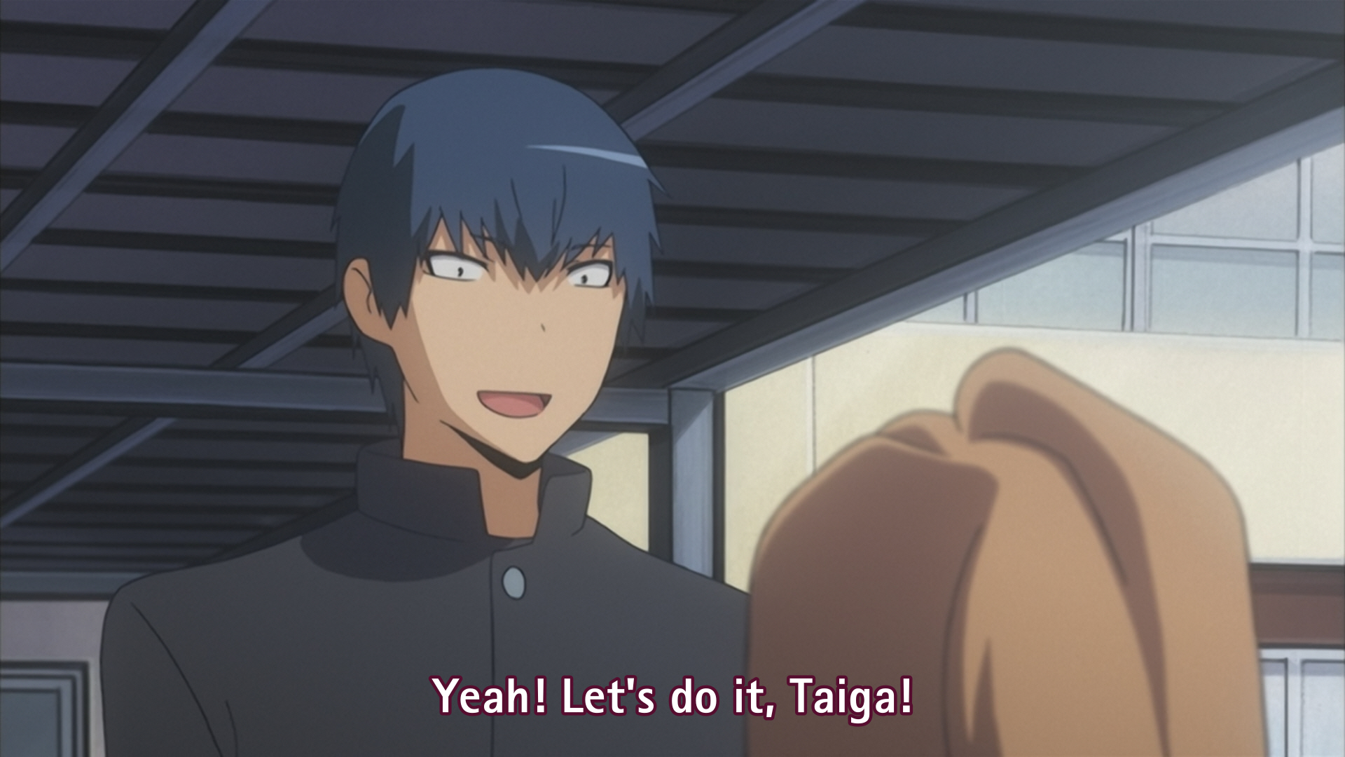 Toradora Episode 18 004