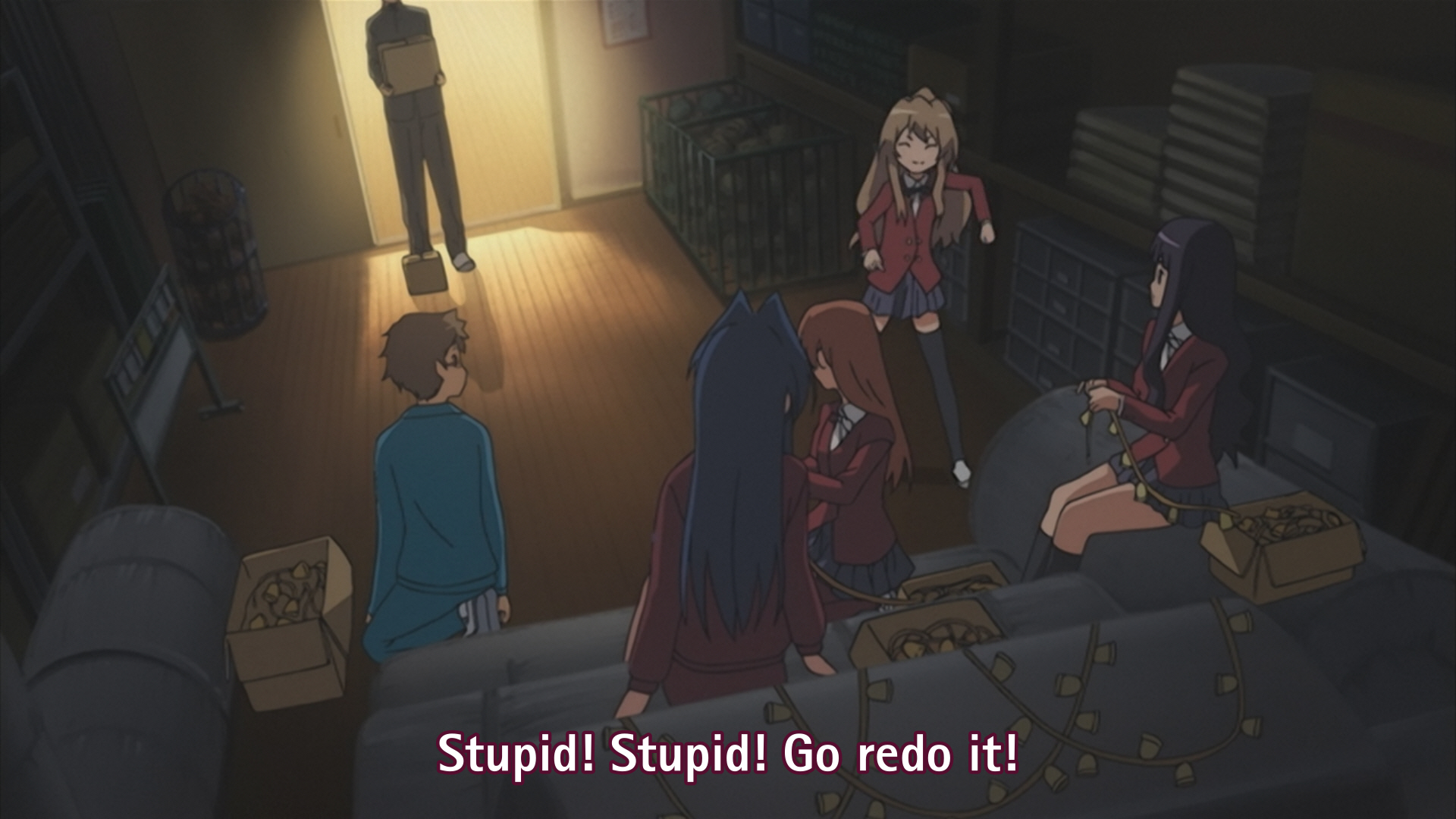 Toradora Episode 18 006