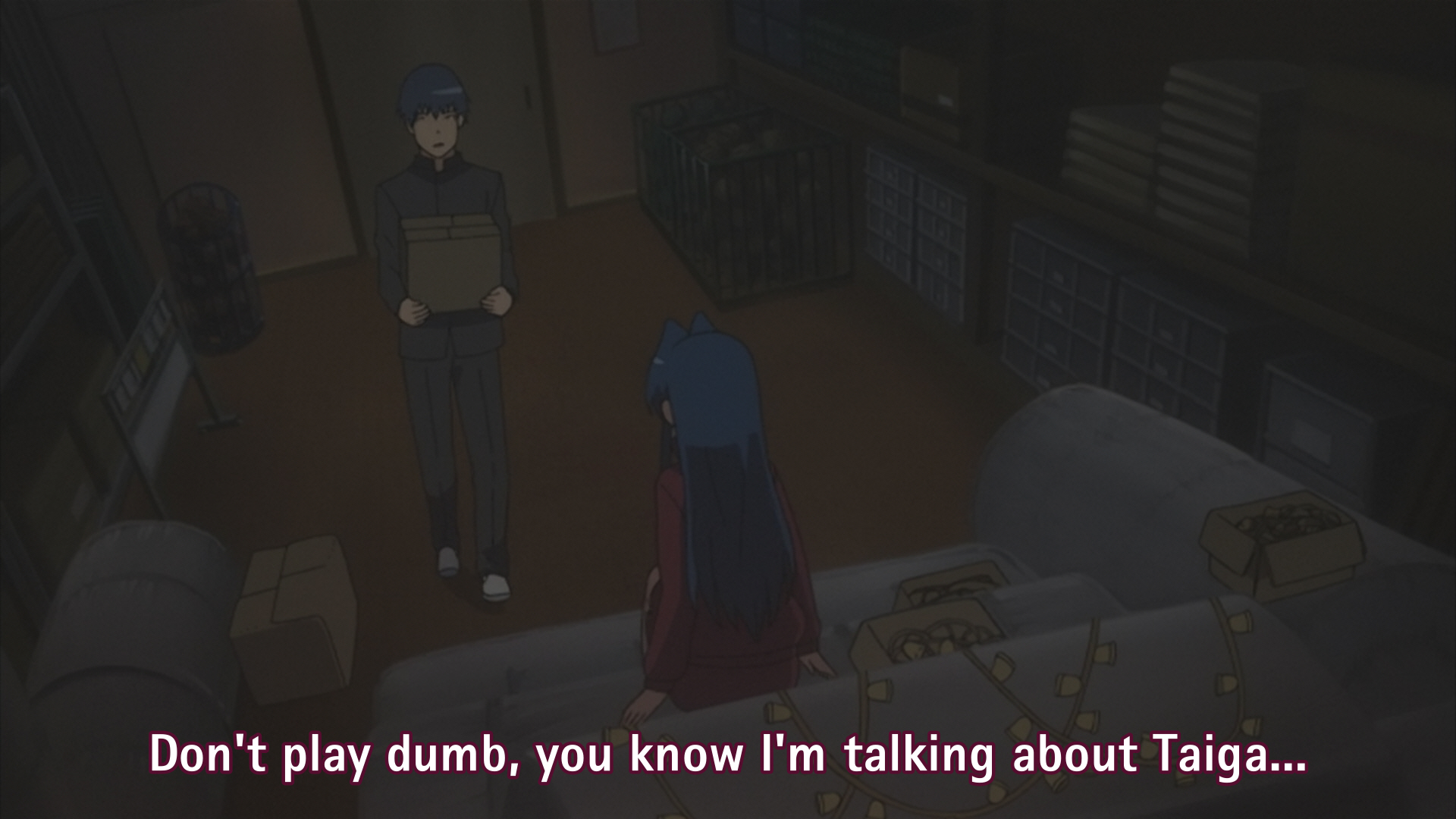 Toradora Episode 18 008