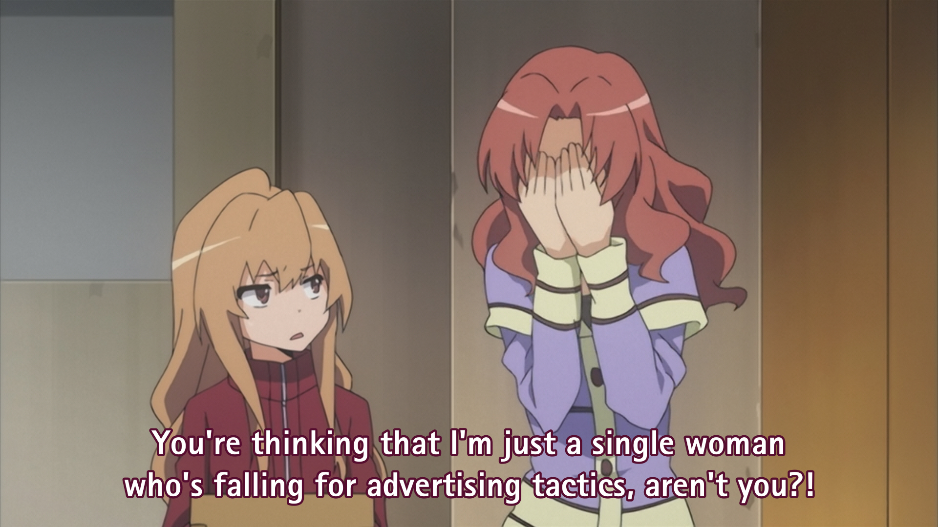 Toradora Episode 18 031