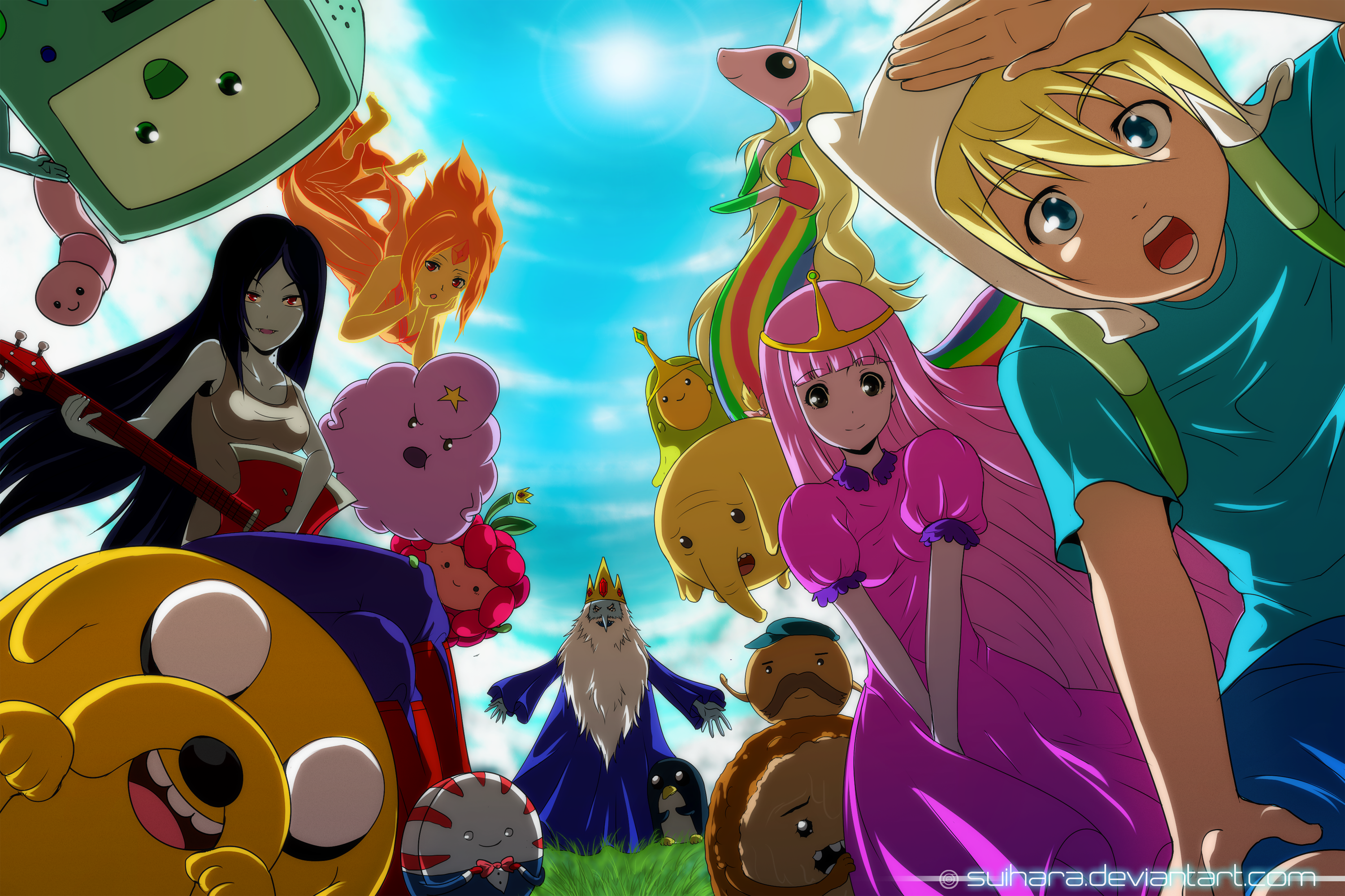 adventure_time__by_suihara-d5aonts