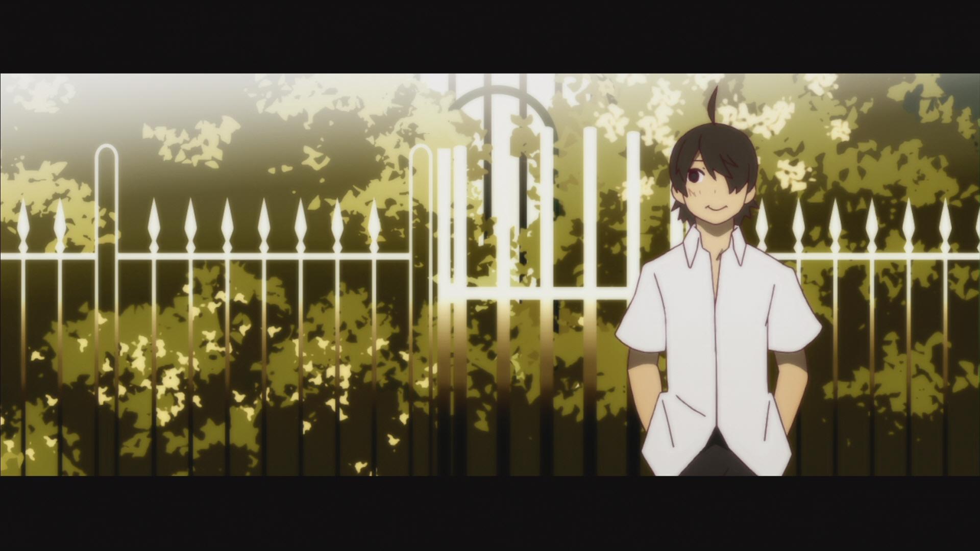 Bakemonogatari Episode 13 000