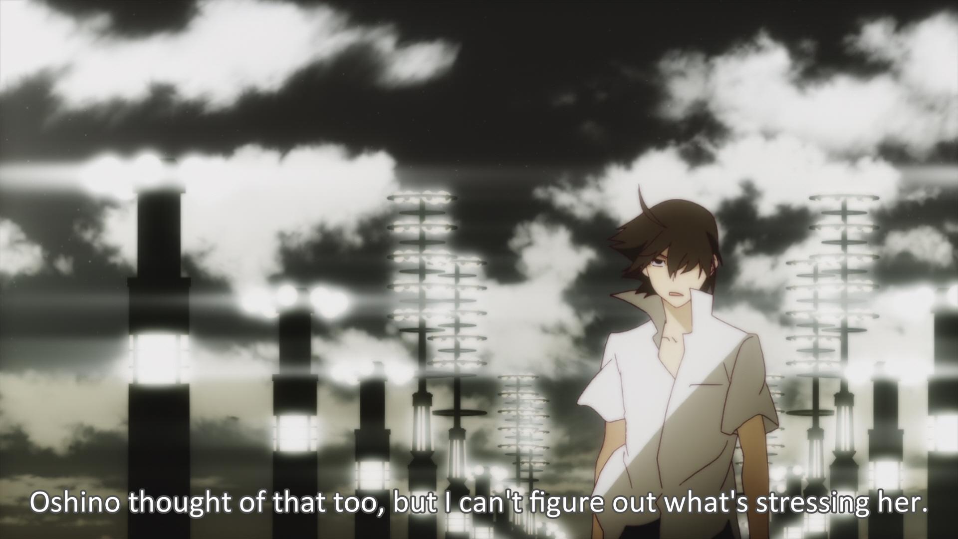 Bakemonogatari Episode 14 004
