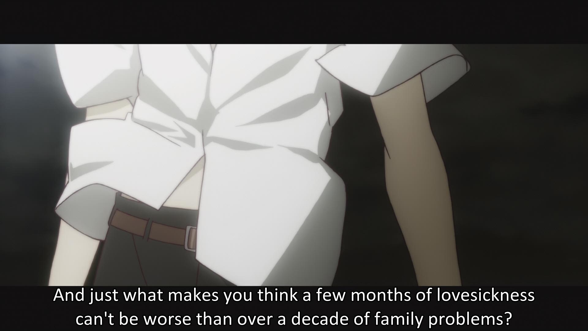Bakemonogatari Episode 15 002