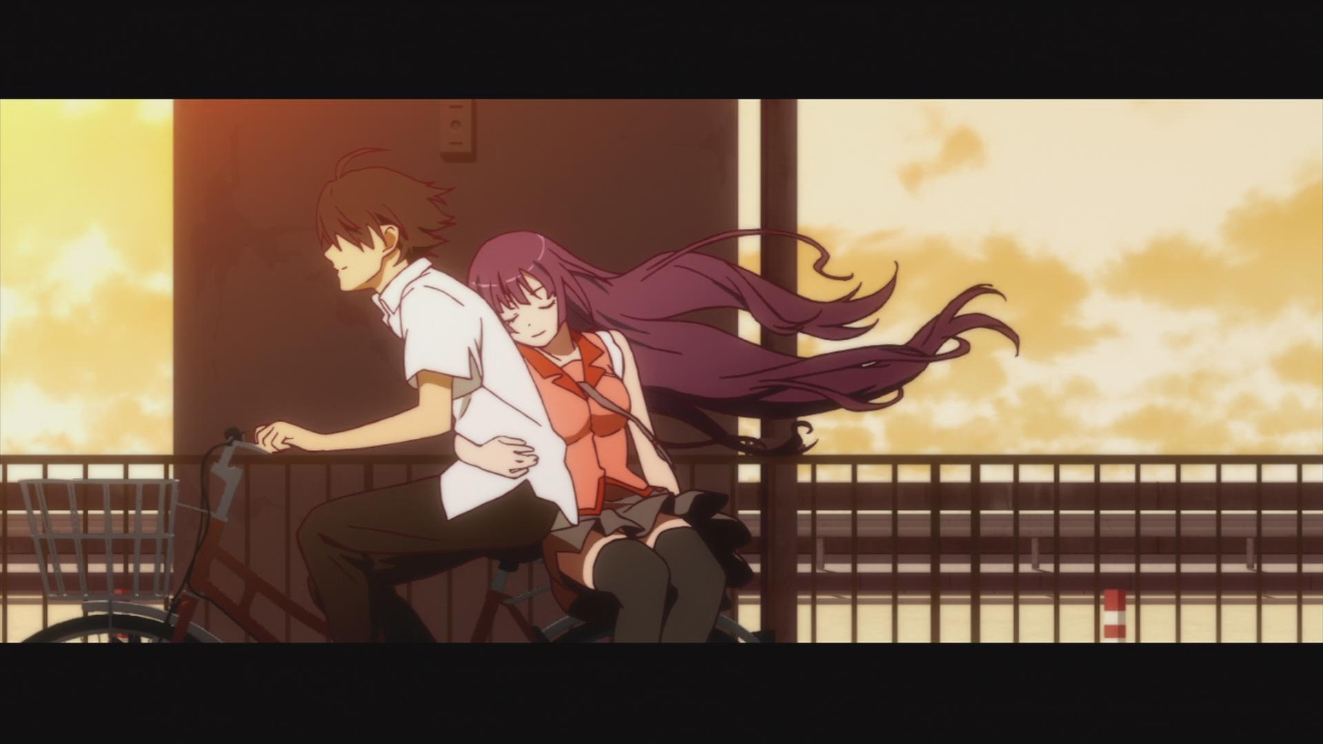 Bakemonogatari Episode 15 011