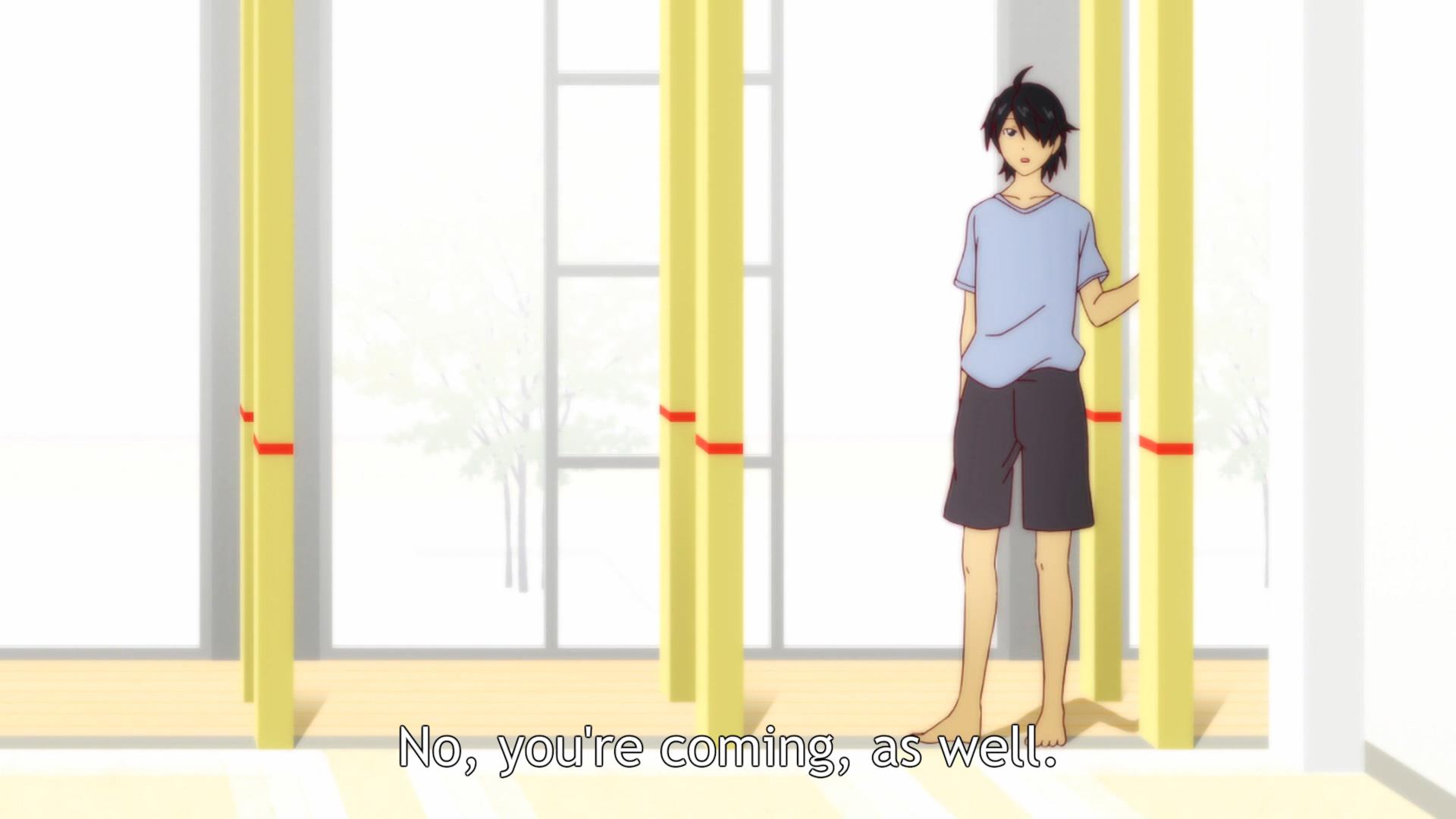 Nisemonogatari Episode 1 000