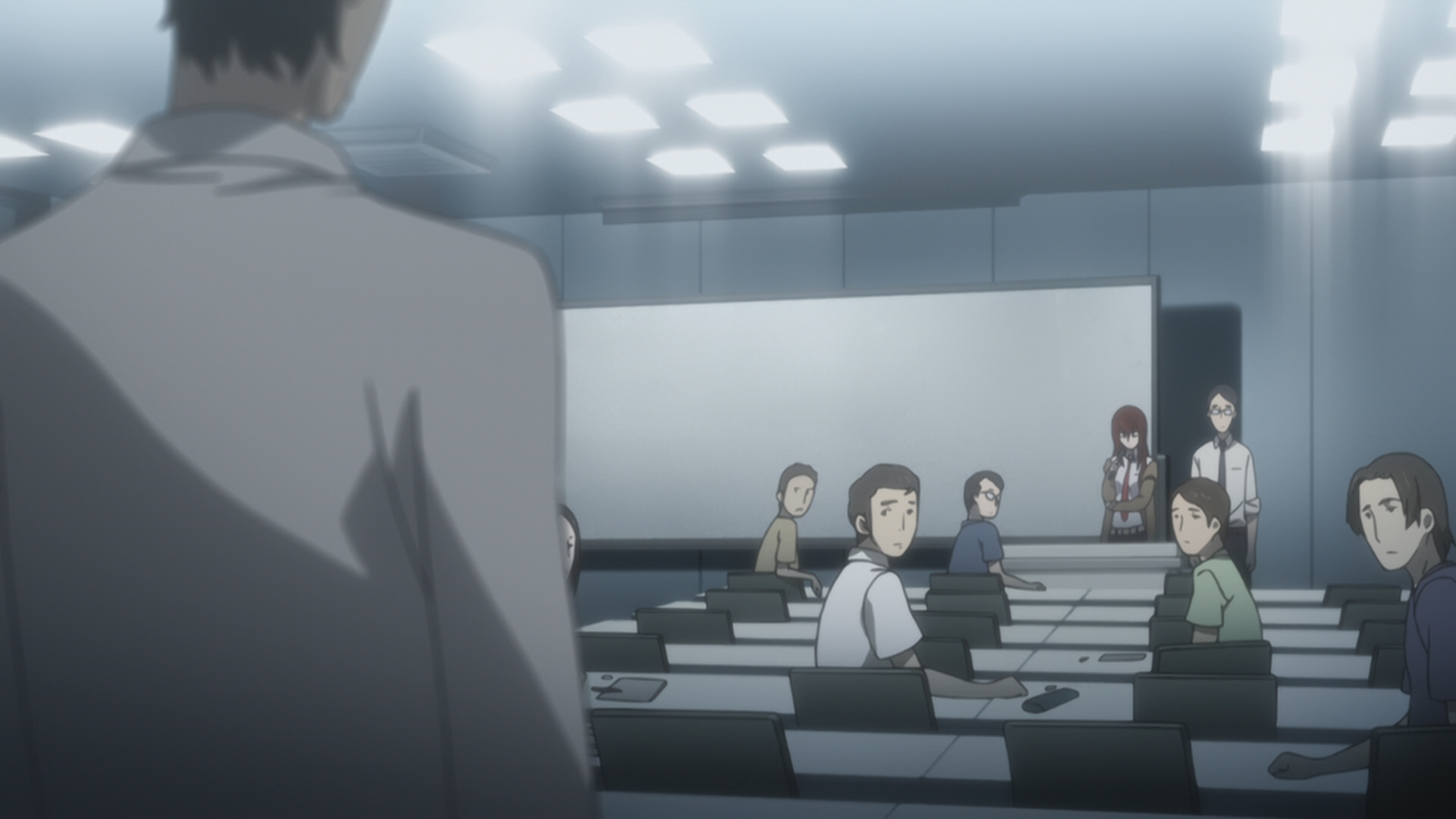 Steins;Gate Episode 2 002