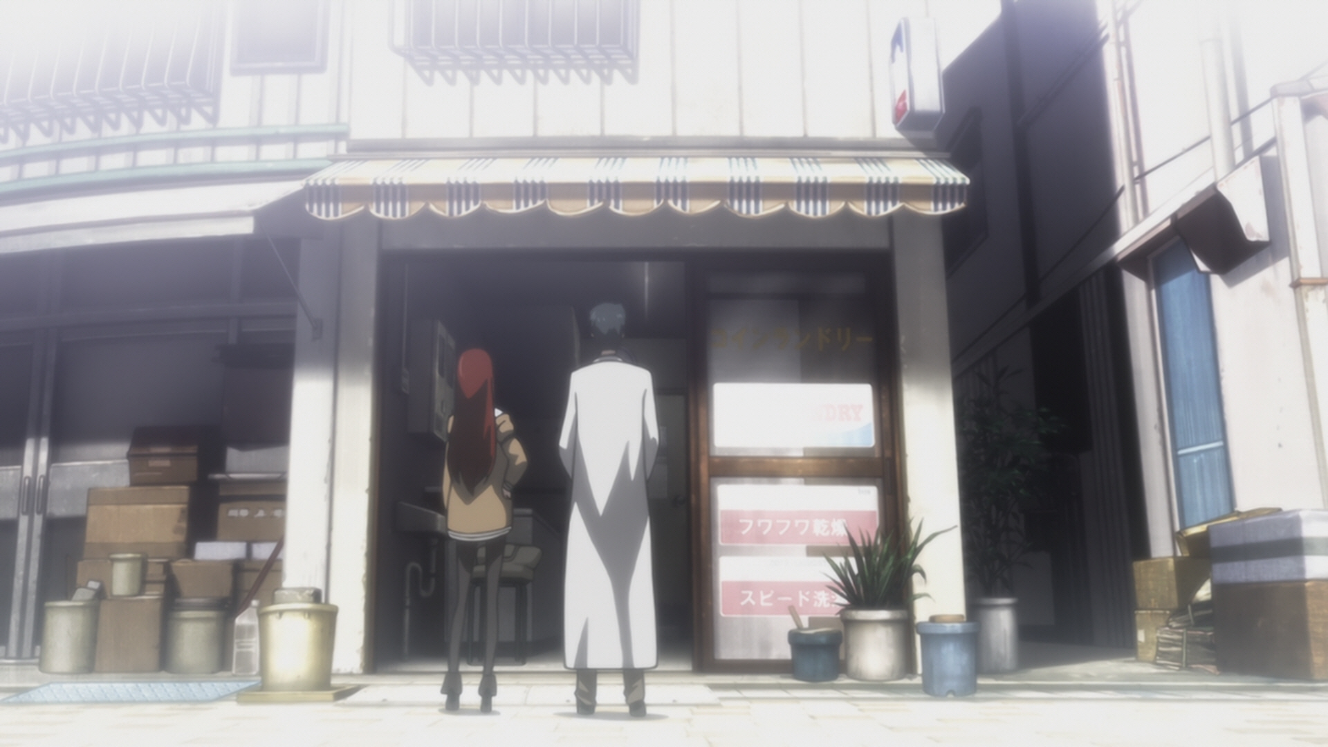 Steins;Gate Episode 4 008