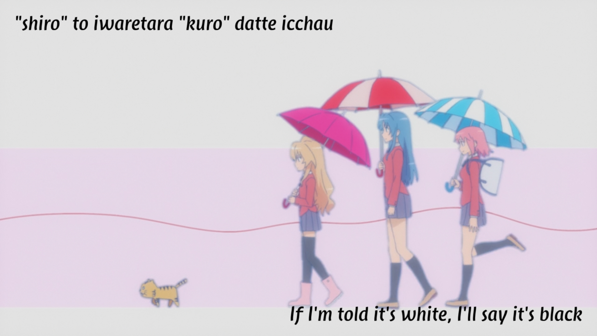 Toradora! OVA 026