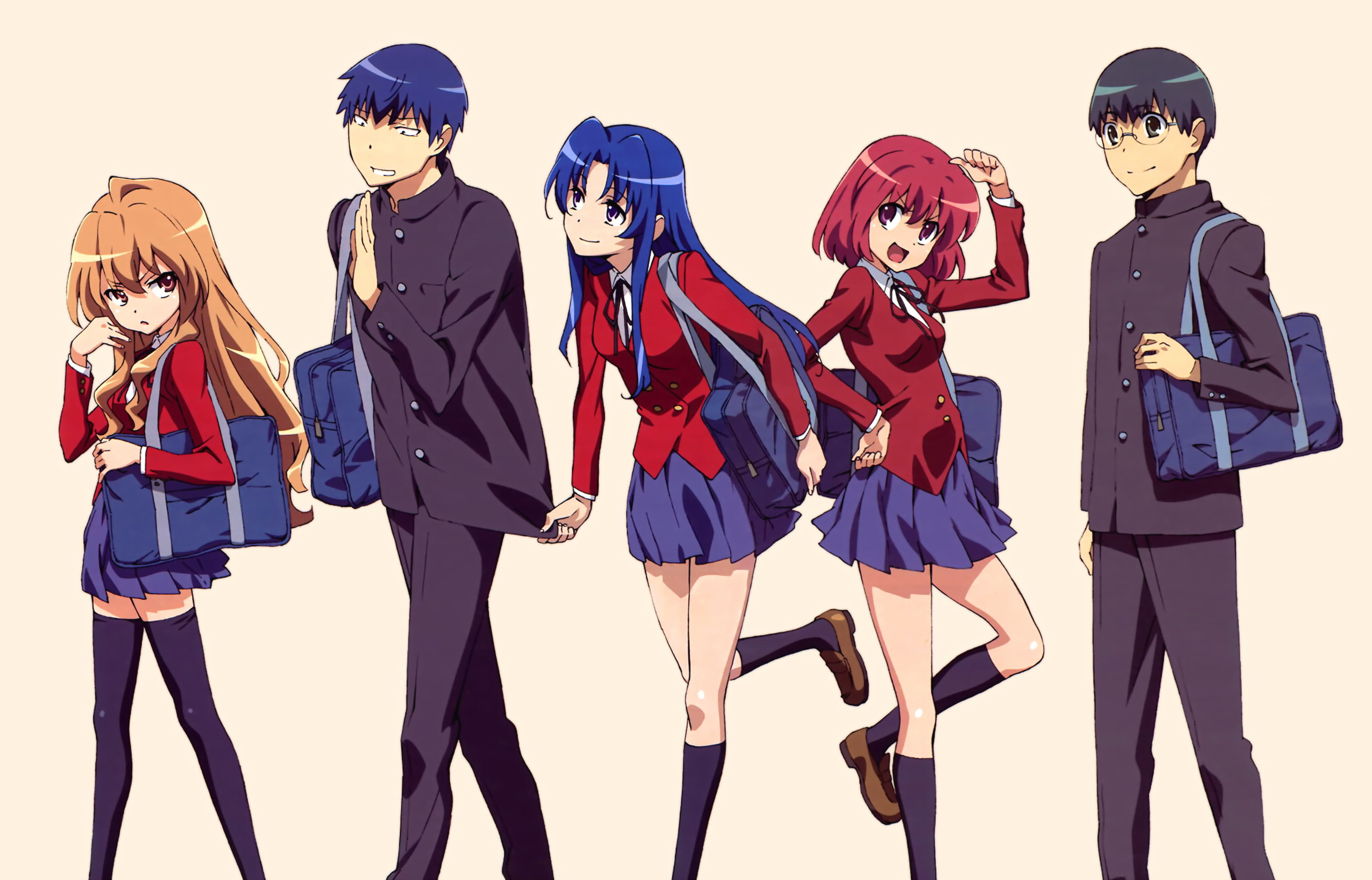 Toradora! Wallpaper (15)